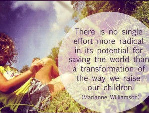fab quote about raising children
