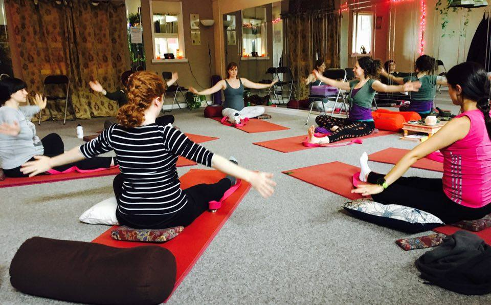 Yoga As A Companion For Our Mothering Journey
