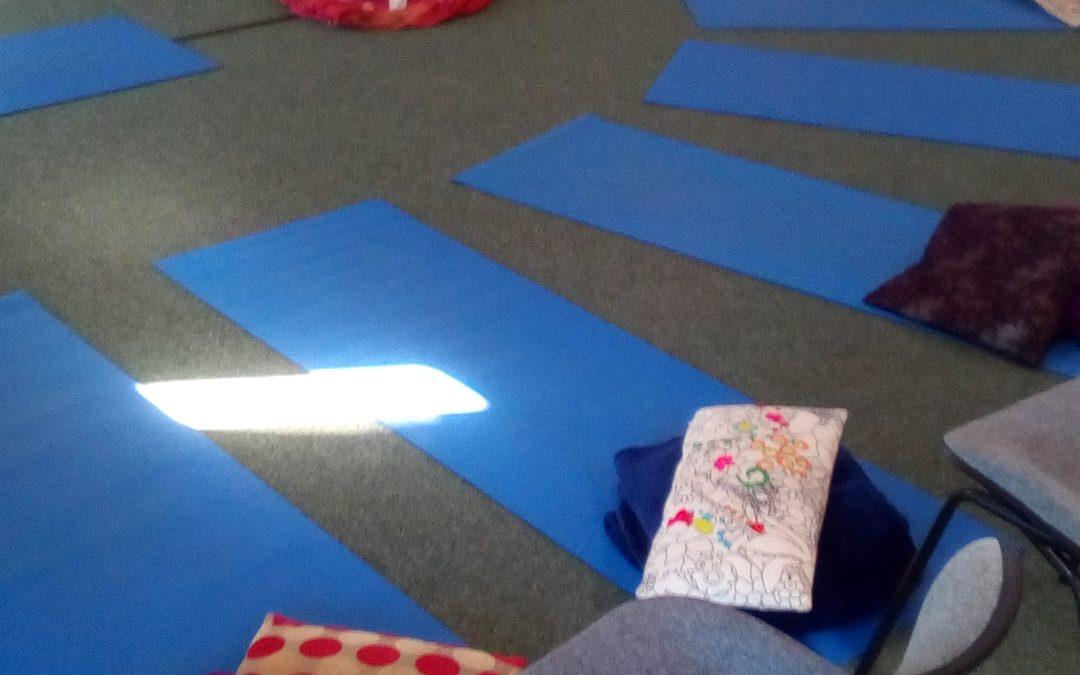 Clare's Pregnancy Yoga Classes
